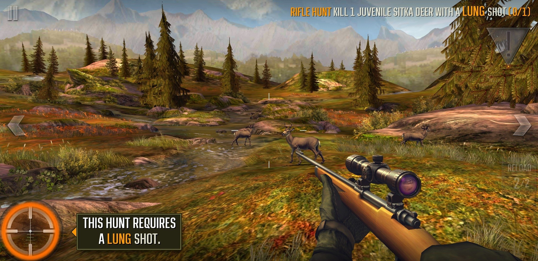 Deer Hunter 2016 Android image 5
