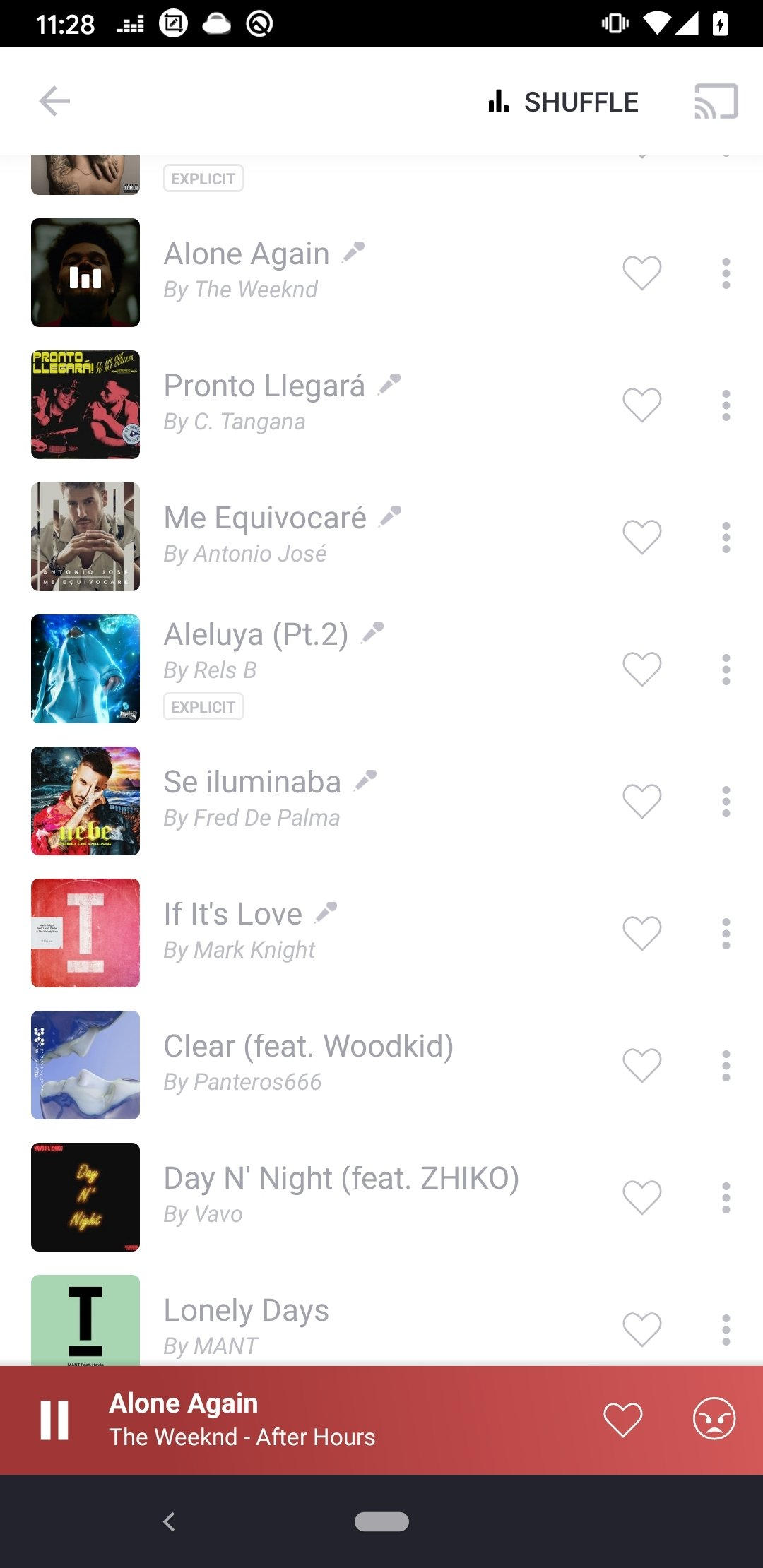 Deezer Music 6.1.16.1 - Download for Android APK Free