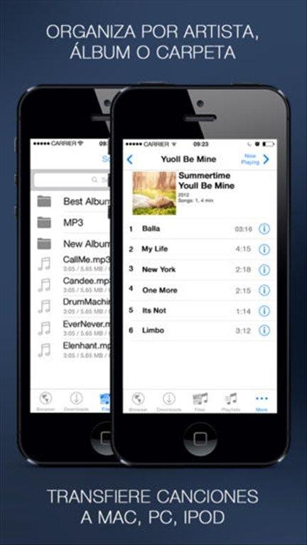 télécharger des musiques gratuitement sur iphone