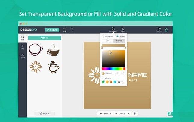 design a logo on mac free