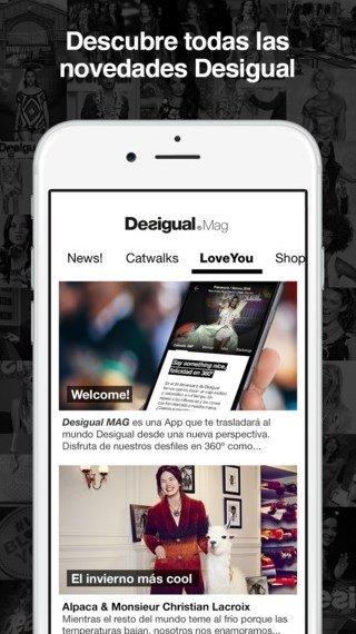Desigual Mag iPhone image 4