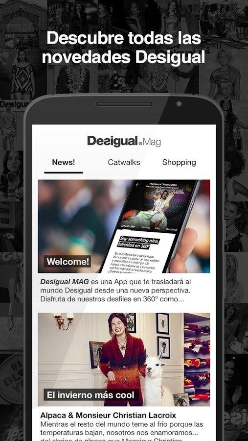 Desigual Mag Android image 5