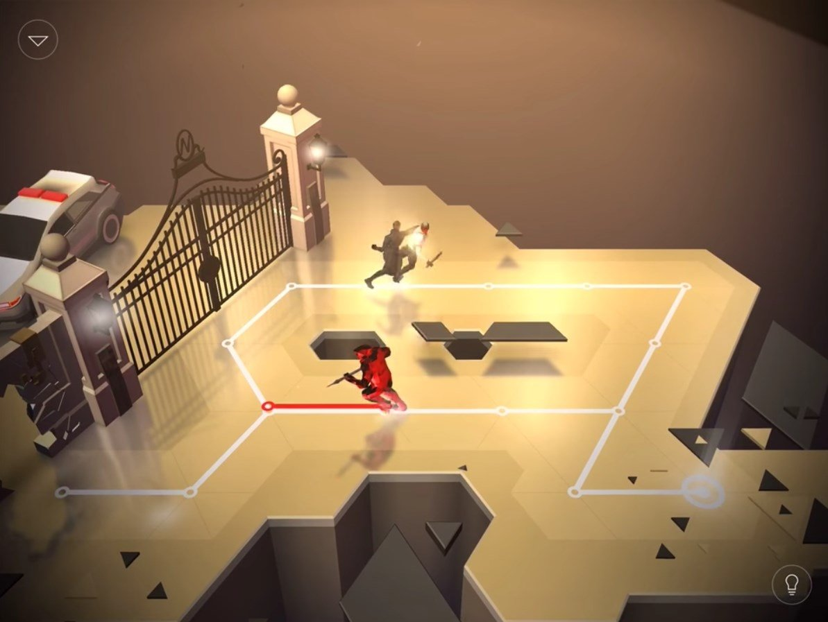 Deus Ex GO Android image 5