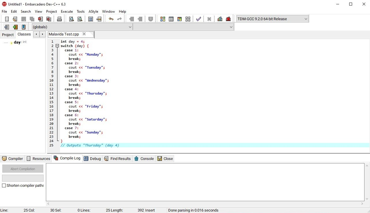 Dev C++ 4.9 9.2 Download Windows 7