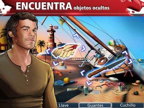 Dexter: Hidden Darkness iPhone image 5
