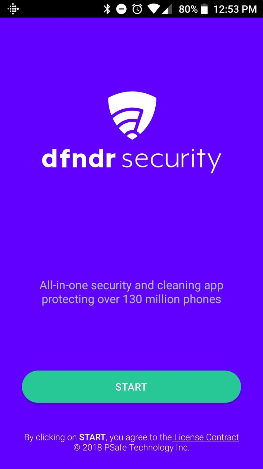 DFNDR Antivirus, Booster, Nettoyant Android image 8
