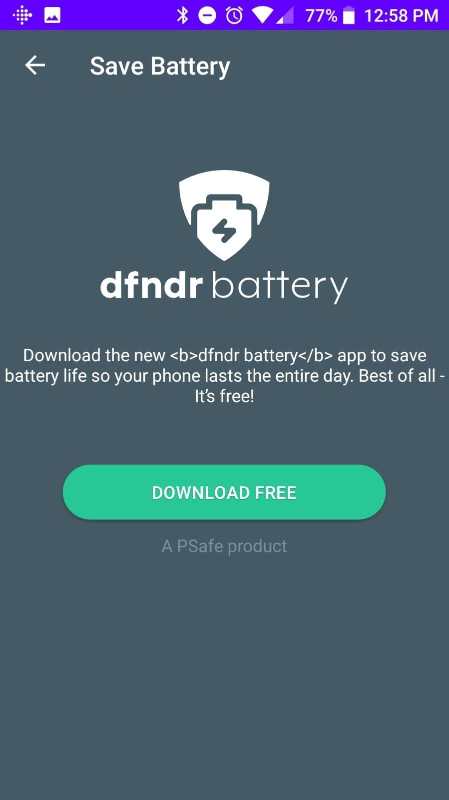 dfndr app