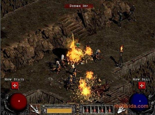 скачать Diablo 2 через торрент - фото 6
