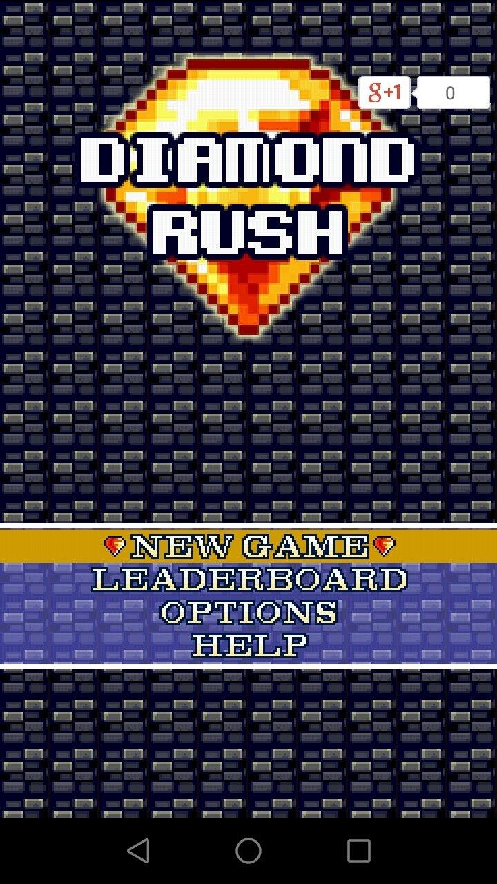Diamond Rush Original 1 1 - Download for Android APK Free