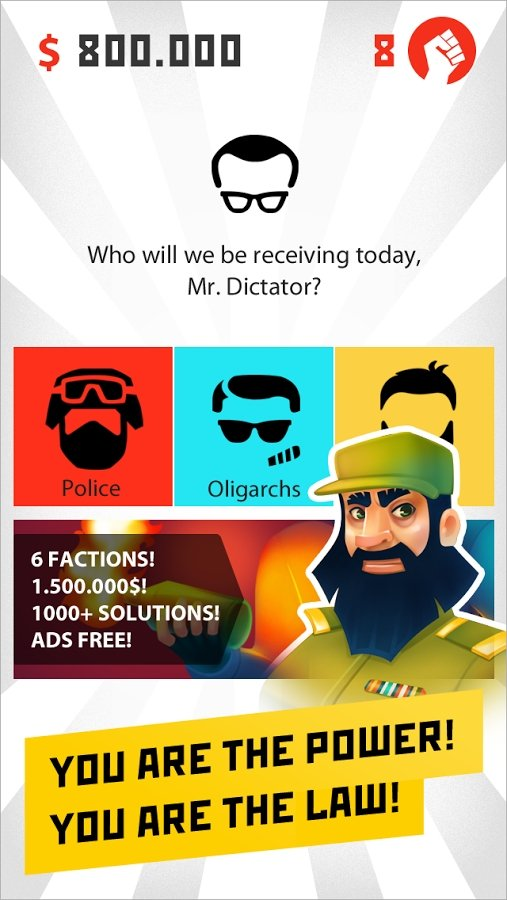 Dictator: Outbreak Android image 5