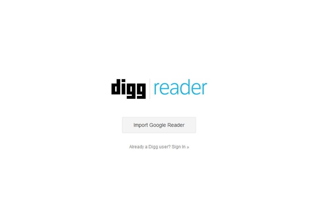 Digg Reader Webapps image 5