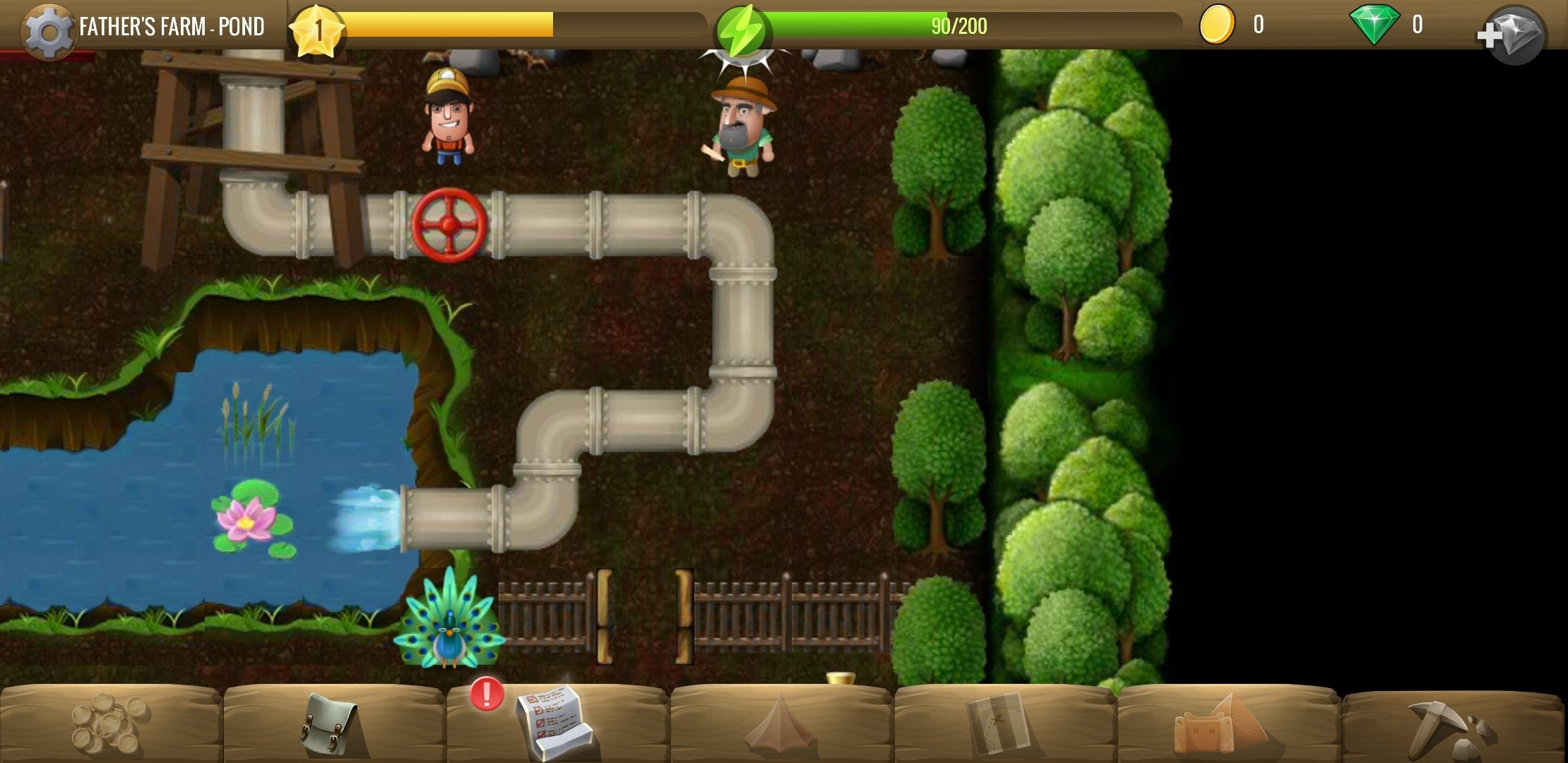 Diggy's Adventure Android image 6