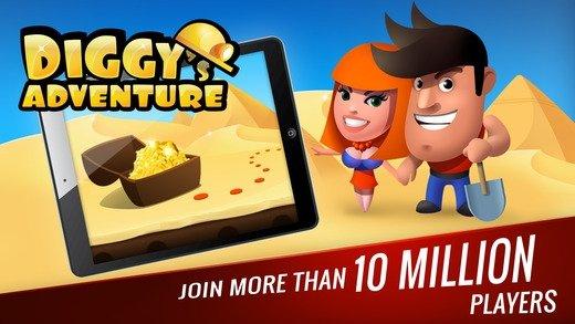 Diggy's Adventure iPhone image 5