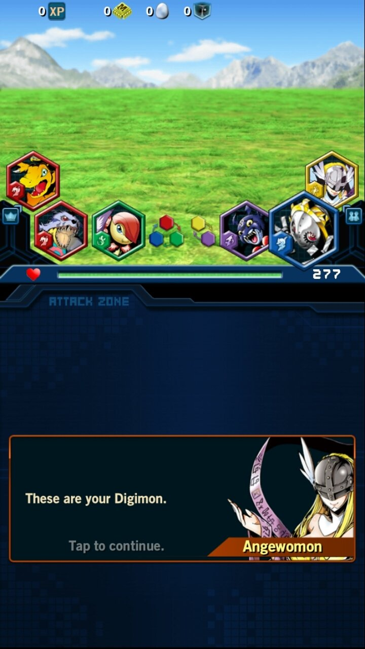 Digimon Heroes! Android image 8