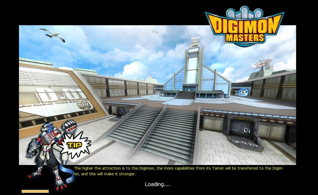 how to play digimon masters online on windows 8