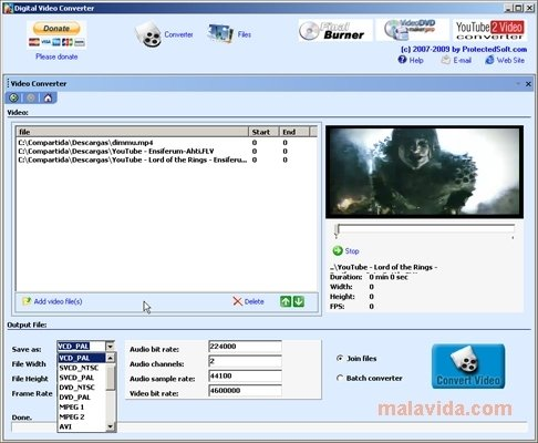 Digital Video Converter image 4