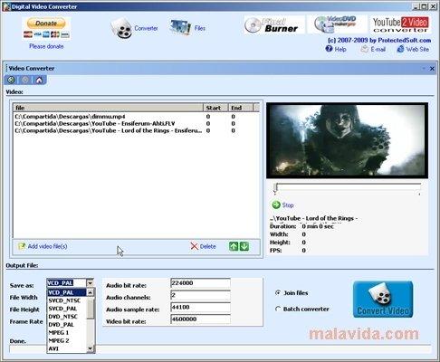Digital Video Converter image 4