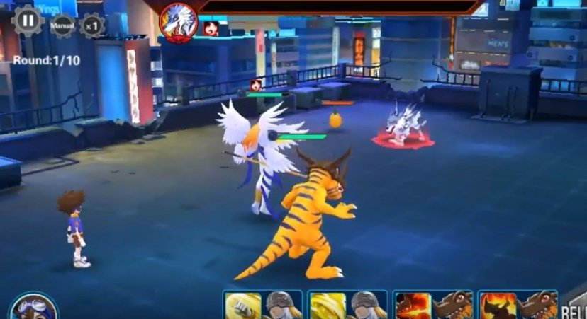 digimon adventure download android