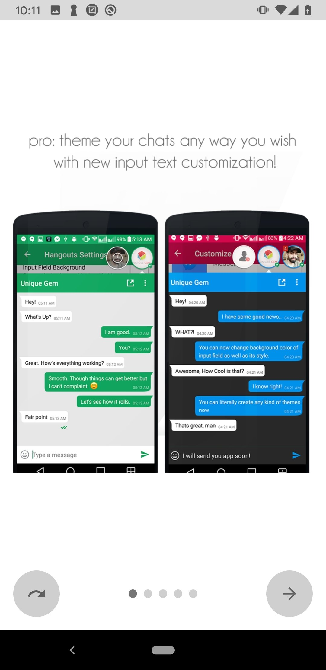 DirectChat (ChatHeads for All) 1 7 5 - Download for Android APK Free