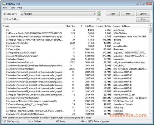 Directory Hog image 3