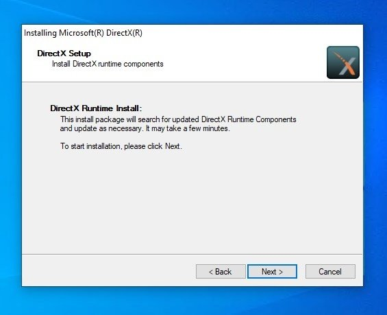 directx 10 download windows xp