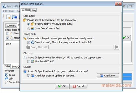 DirSync Pro 1 53 - Download for PC Free