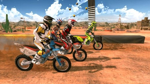 Dirt Xtreme iPhone image 5