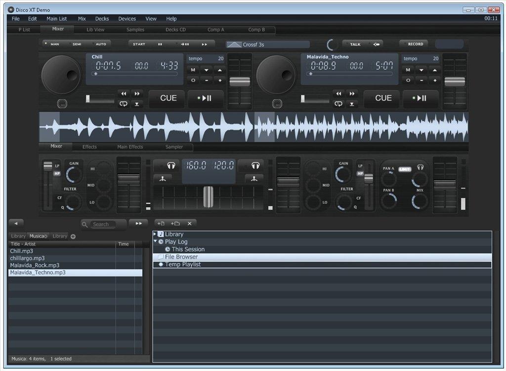 Disco XT 7.2