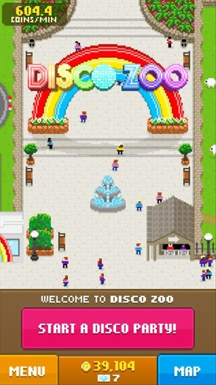 Disco Zoo iPhone image 5