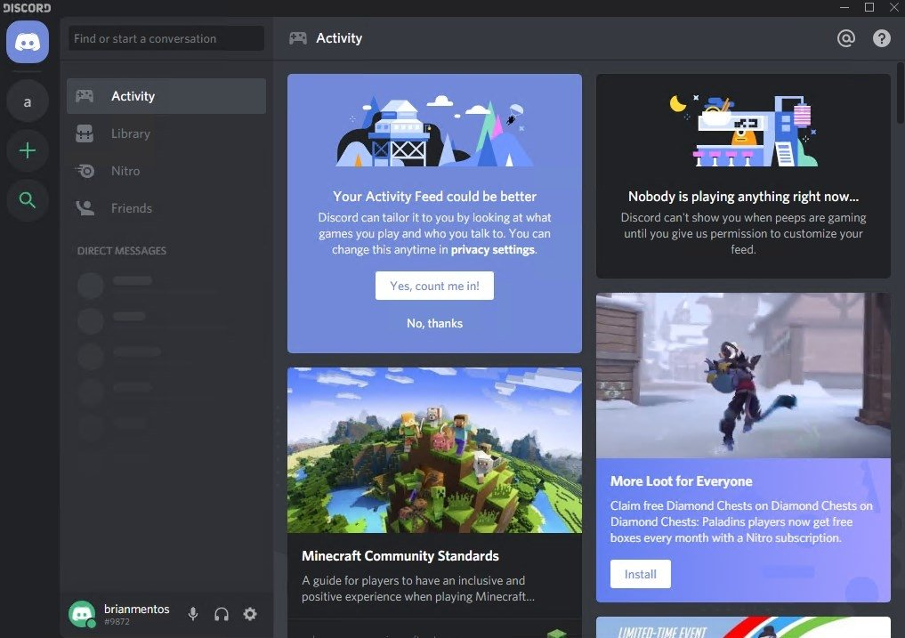 Discord 0 0 305 - Download for PC Free