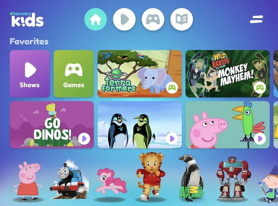 Discovery Kids 1 12 1 Descargar Para Android Apk Gratis
