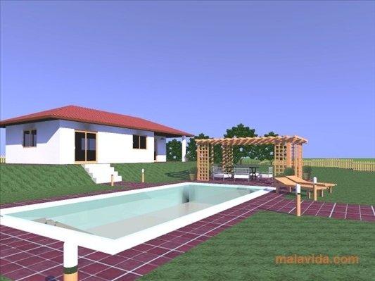 Dise o de casa y jard n 3d 2 0 descargar para pc gratis for Programa diseno de piscinas 3d gratis