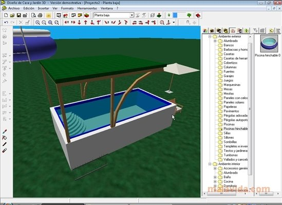 Las ideas de gadi nilumi programas 3d enlaces for Programa diseno interiores 3d