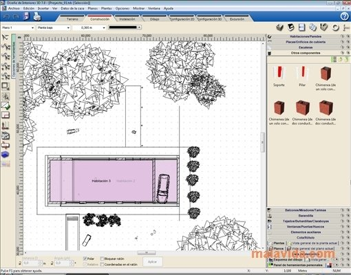 Diseño de Interiores 3D 7.0 - Descargar para PC Gratis