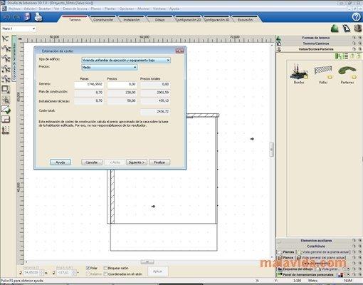 Dise o de interiores 3d 7 0 descargar para pc gratis for Aplicacion diseno de interiores gratis