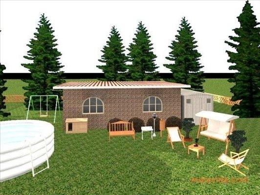 Descargar dise o de jardines y exteriores en 3d 2 0 for Diseno jardines exteriores casa