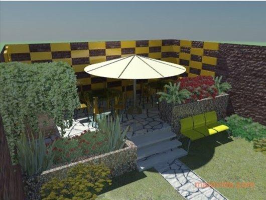 Descargar dise o de jardines y exteriores en 3d 2 0 for Diseno jardines exteriores 3d gratis