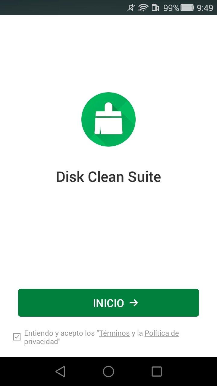 Disk Clean Suite Android image 7