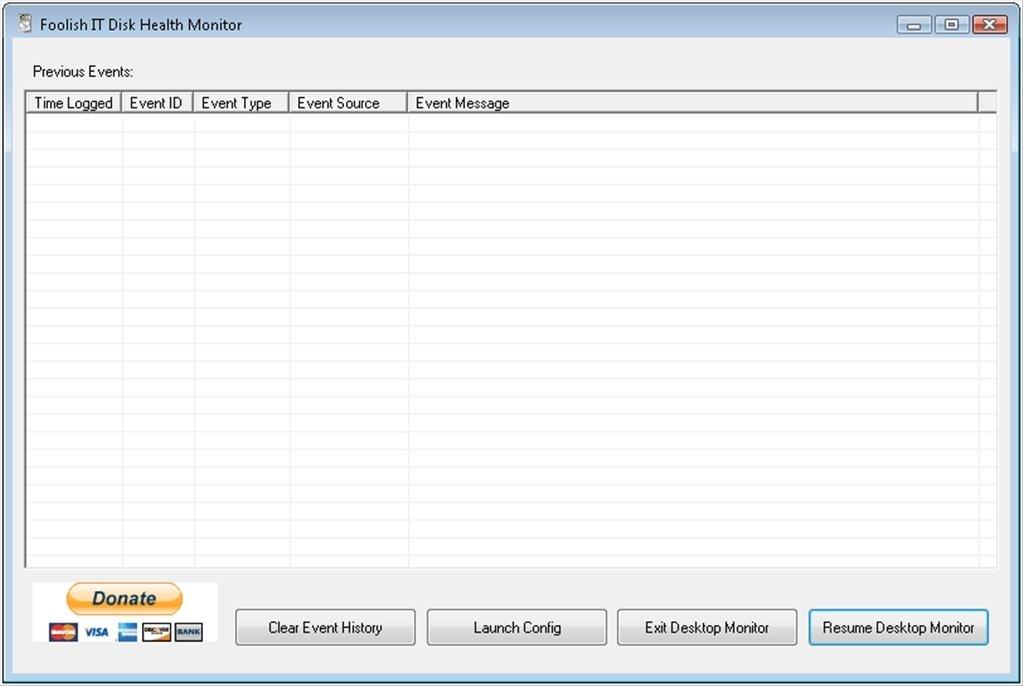Disk Health Monitor image 3