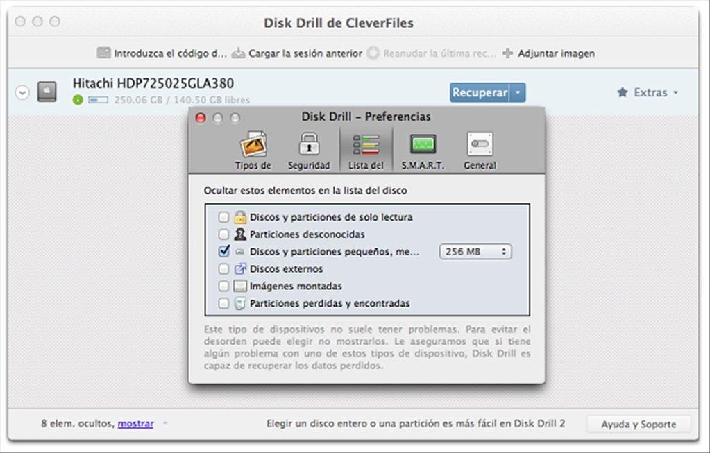Disk Drill Mac image 5