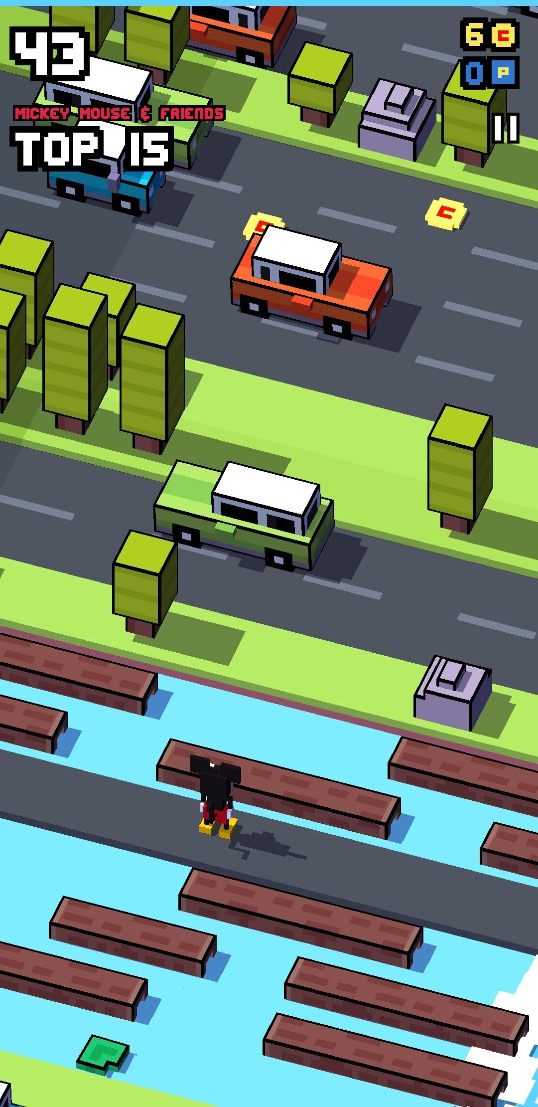 Disney Crossy Road Android image 5