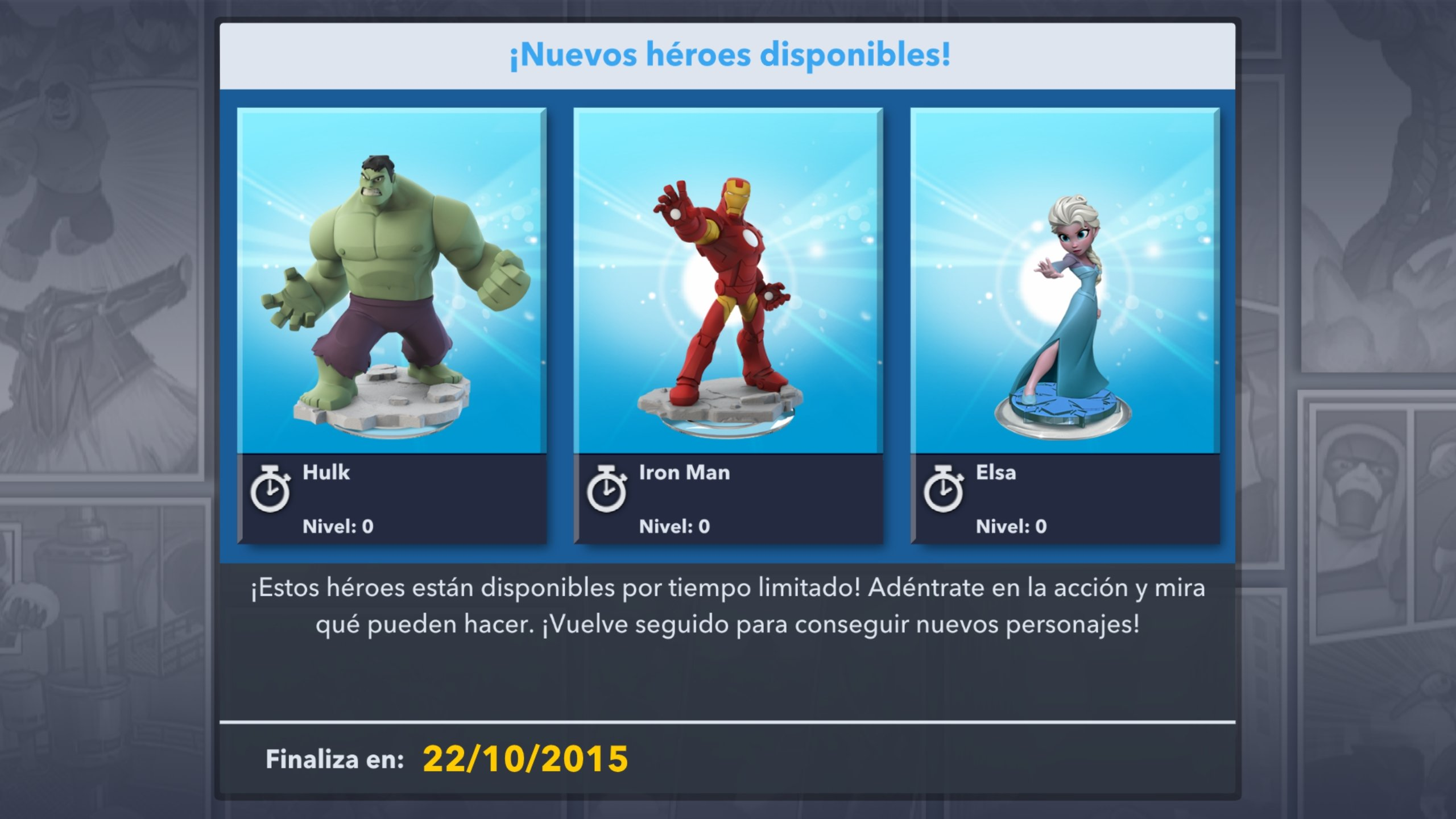 Disney Infinity 2.0 Toy Box Android image 8