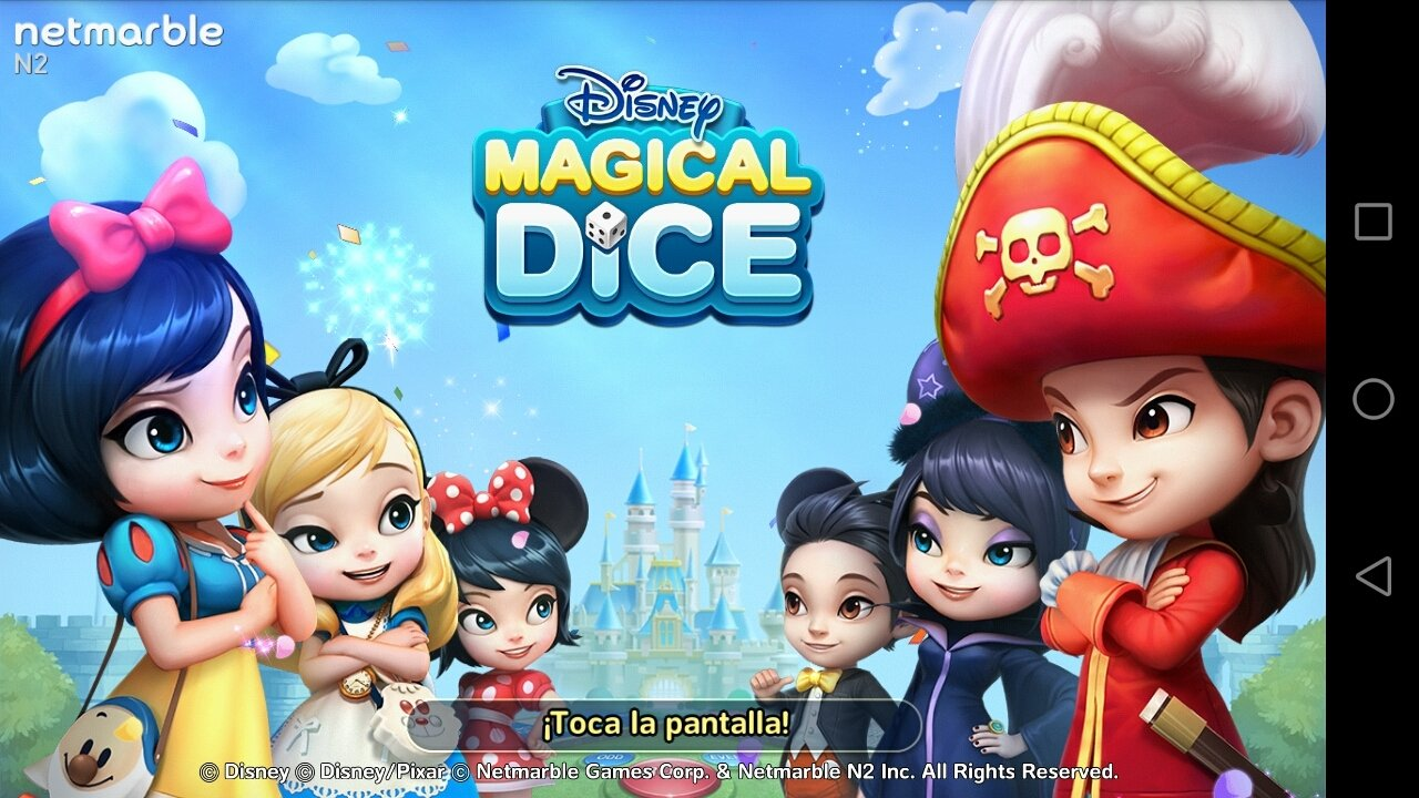 Disney Magical Dice Android image 8