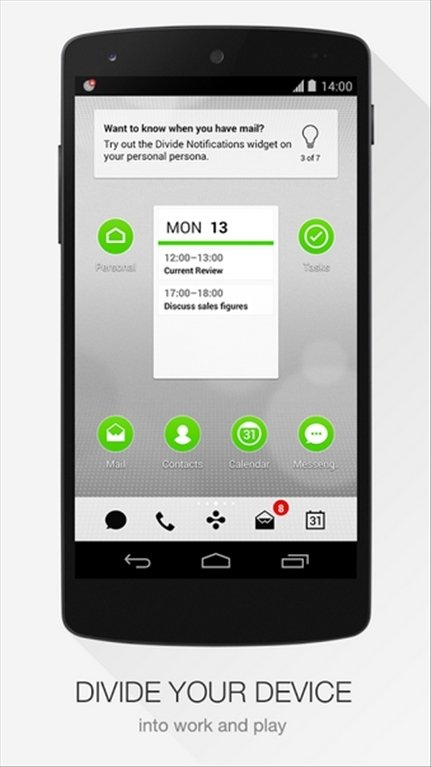 Divide Android image 7
