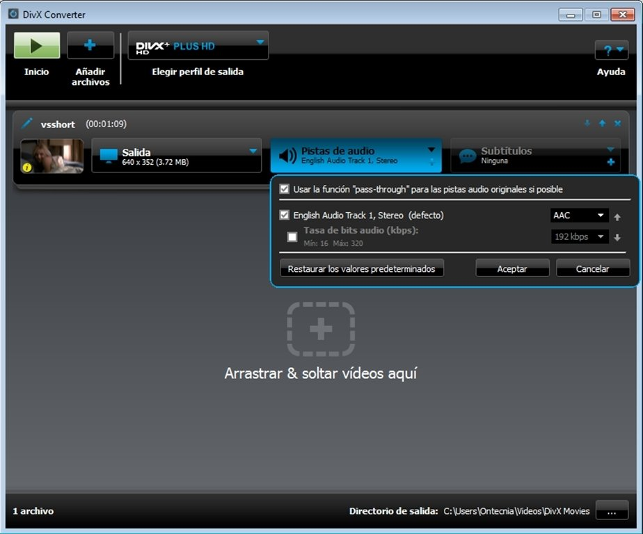 gratuitement divx codec 6.8