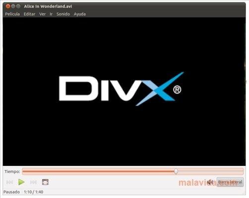 DivX 6.1.1 - Linux用ダウンロー...