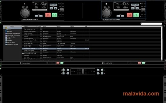 DJ-1800 3 2 2 - Download for Mac Free