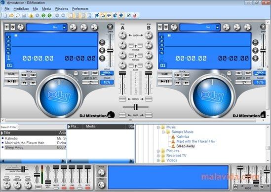 DJ Mixstation 4.0.10