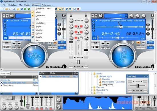 DJ Mixstation 4 0 10 - Download for PC Free