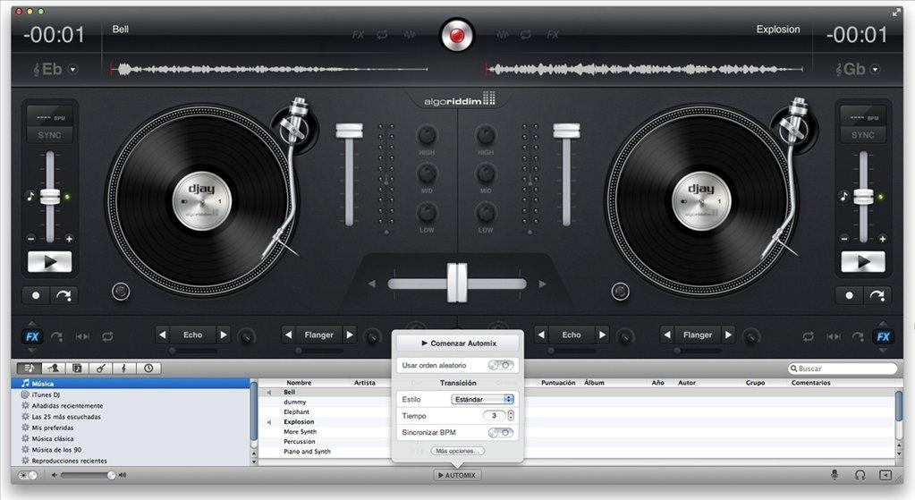 djay Pro 2 0 4 - Download for Mac Free